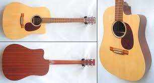 martin guitar dcx1e