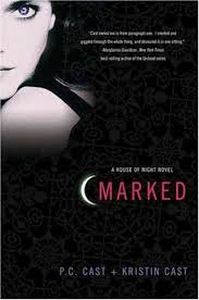 a house of night novel marked