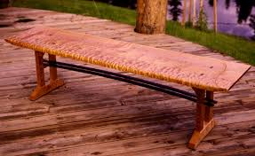 maple bench