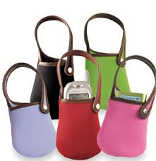 bag cell phones