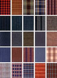 checkered stripes