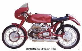 lambretta motorcycles