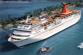 fantasy carnival cruise ship