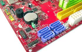 sata port on motherboard