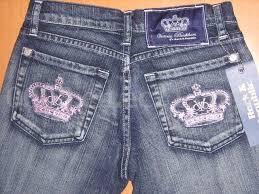 crown jeans