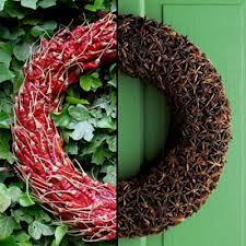 contemporary wreath