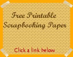 free scrapbook printables