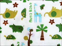 jungle animal fabric
