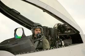 f 22 raptor pilot