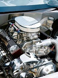 327 chevy small block