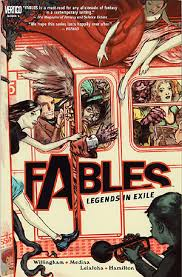 fables graphic novel