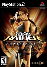 tomb raider anniversary ps2