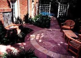 courtyard landscape pictures