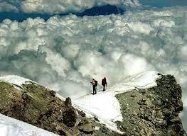 climbing expedition