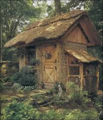 garden potting shed