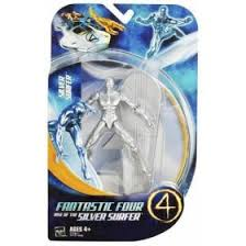 silver surfer action figures
