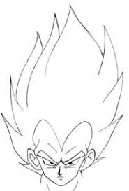 draw dbz characters