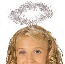 angel halo costume