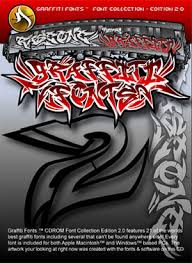 fonts graffiti