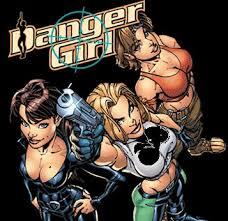 danger girl comics