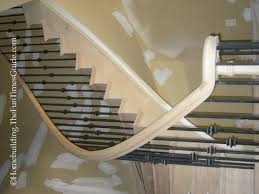 curved staircase designs