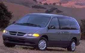 1998 dodge caravan