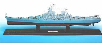 naval ship models