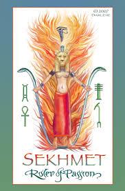 sekhmet the goddess