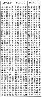 kanji alphabet symbols