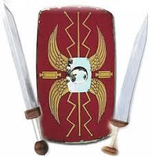 gladiator shields