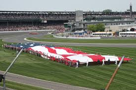 indy 500 flags