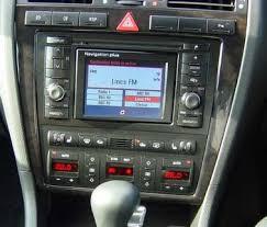 audi a8 navigation