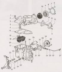 carburettor solex