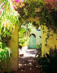 designer courtyards