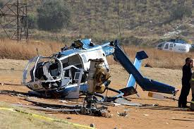 helicopters crash
