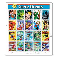 comic super heros