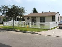 front yard fences