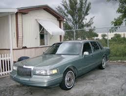 lincoln tow car