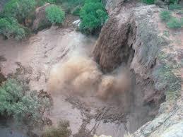 havasu falls flood