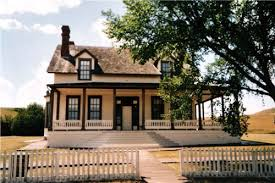 abe lincoln house