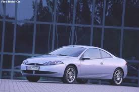 ford cougar st200