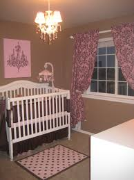 pink brown fabric