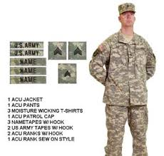 army acu