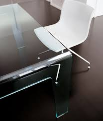 glass table design