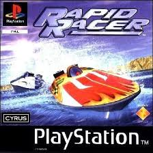 rapid racer psx