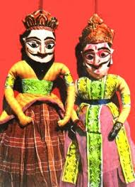 indian puppet show