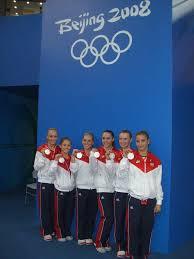 2008 womens gymnastics team