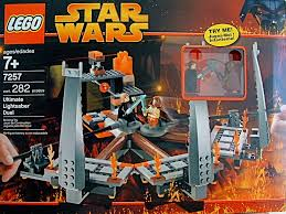 lightsaber lego