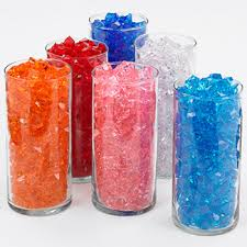 plastic gems