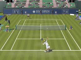 real tennis games